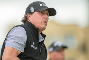 ÆRA SLUT FOR PHIL MICKELSON
