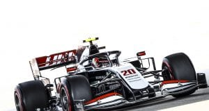 Kevin Magnussen i Sochi. Andy Hone / LAT Images