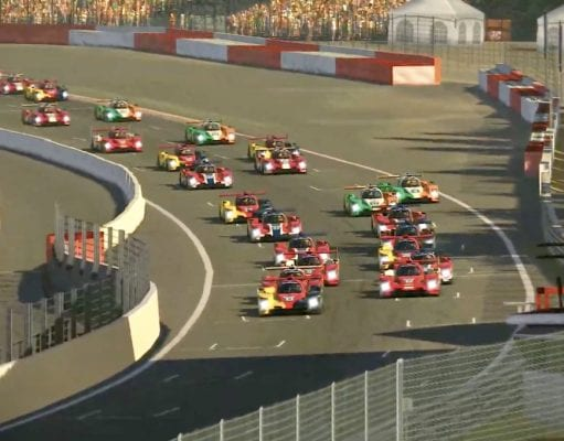 Starten går til European Digital Motorsport Cup 2021