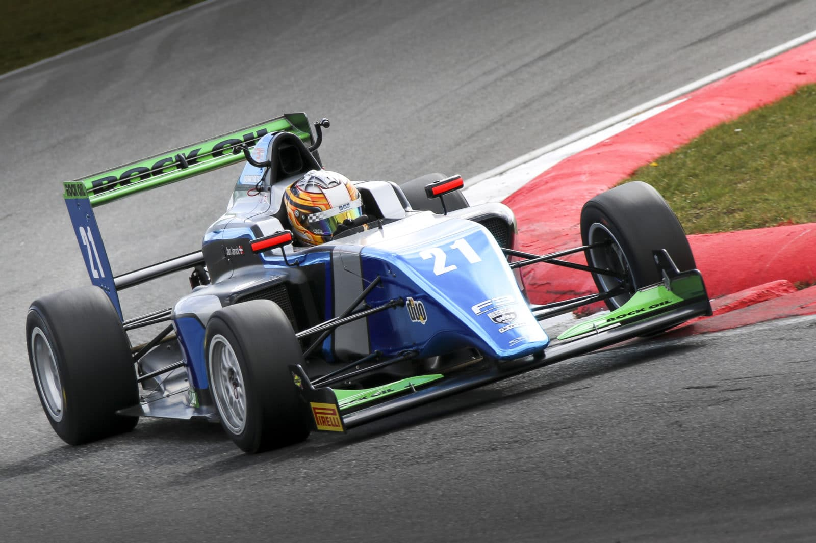 Jan Jønck, BRDC Formula 3, Brands Hatch 2016. Foto: Jan Jønck Presse