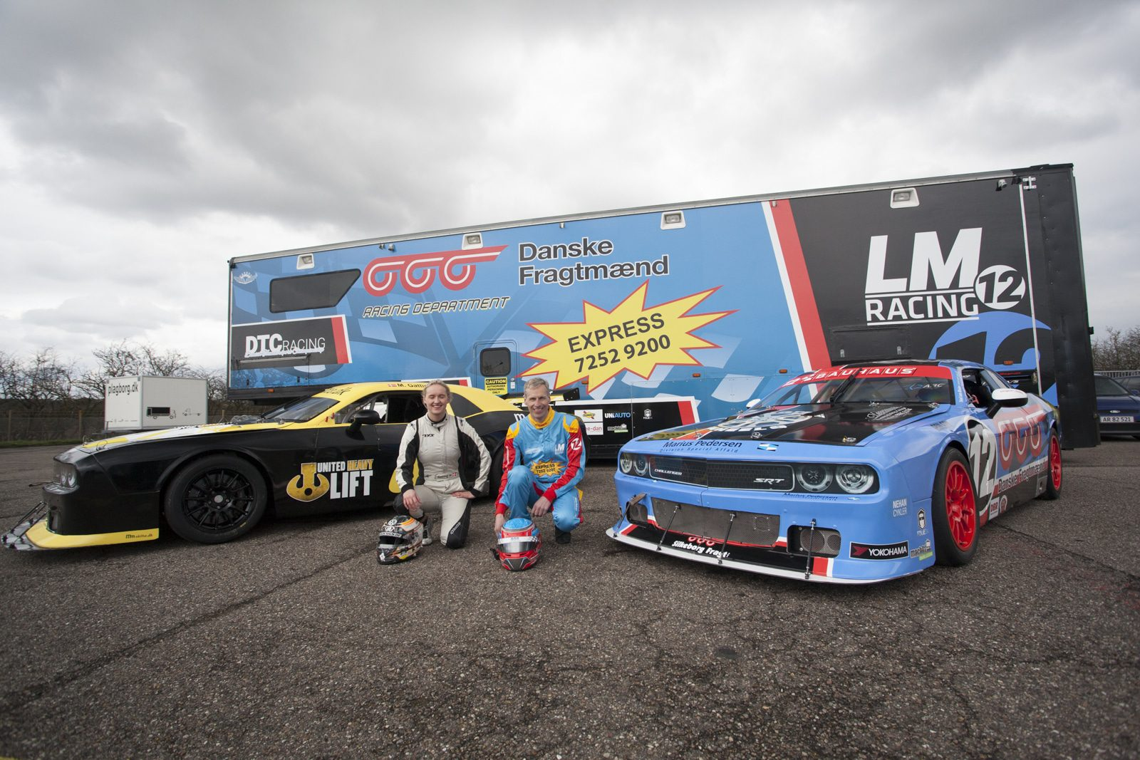 LM Racing 2016 - Foto: LM Racing