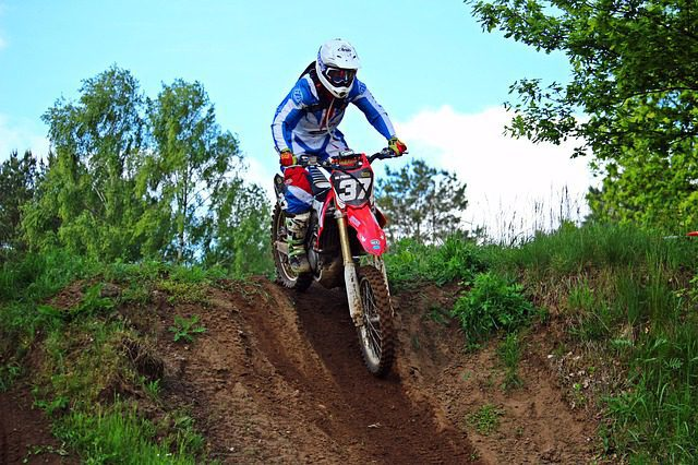 enduro racing