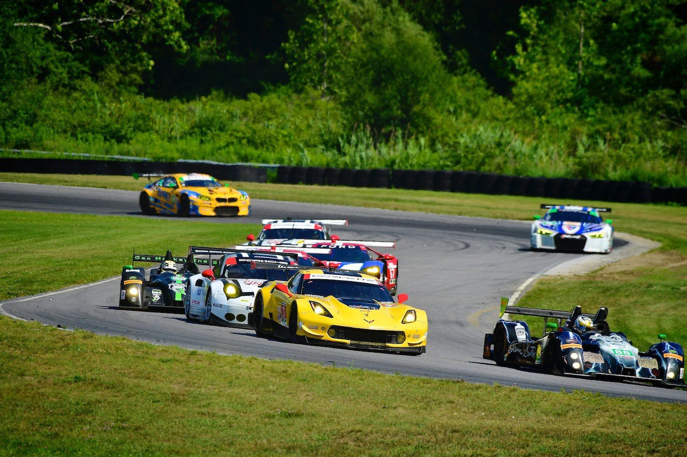 Jan Magnussen / Corvette Racing, Lime Rock Park 2016 - foto: Janmagnussen.dk