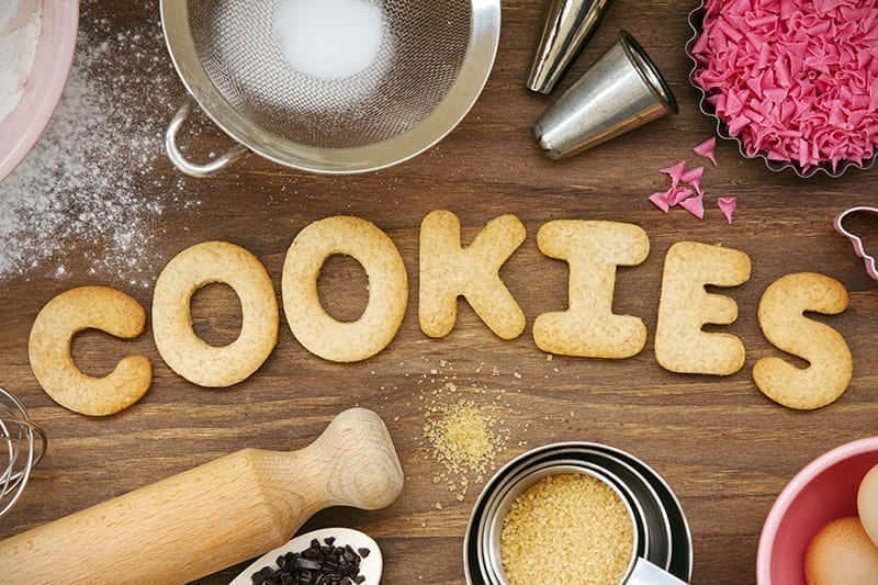 Cookie policy for compliance